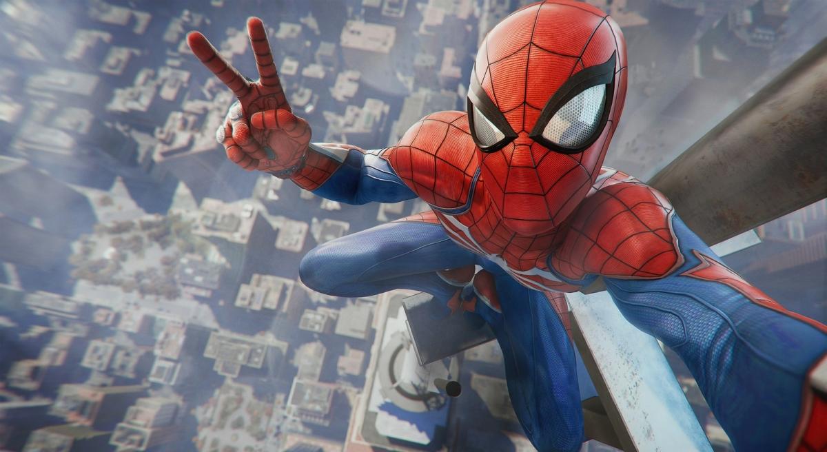 Море новых подробностей игры о Человеке-пауке от Insomniac, которая выйдет в сентябре