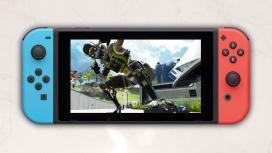 EA показала геймплейный трейлер Apex Legends для Nintendo Switch