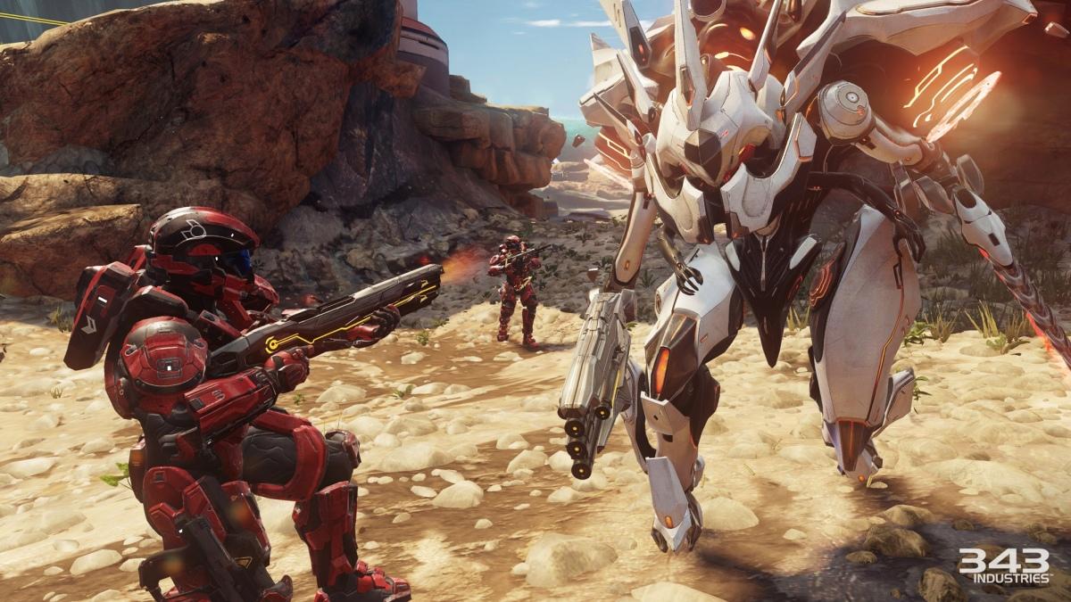 Авторы Halo5 тизерят DLC в честь годовщины выхода игры