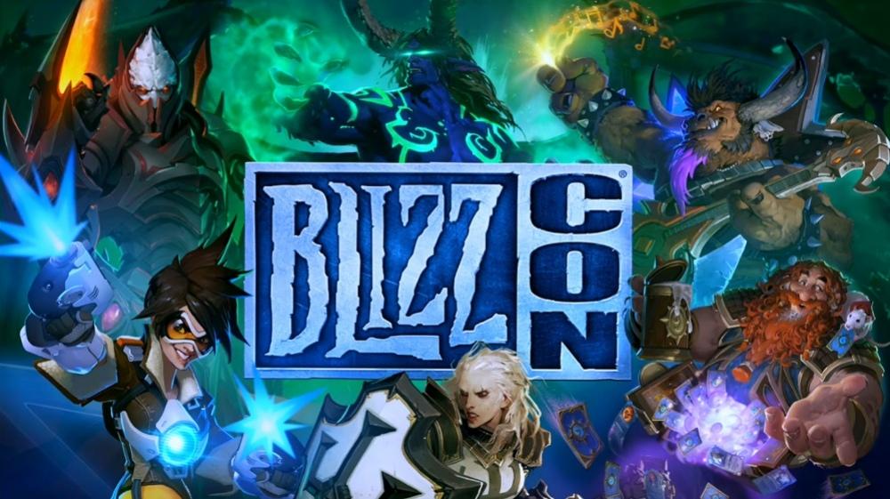 Юбилейная BlizzCon пройдет в начале ноября