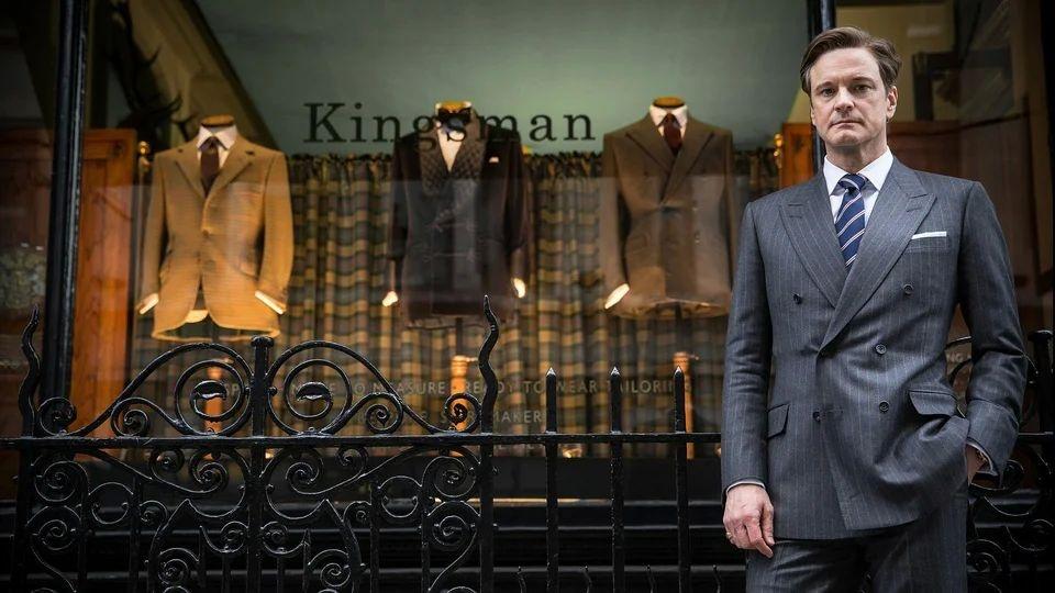 Kingsman3 будут снимать в Англии