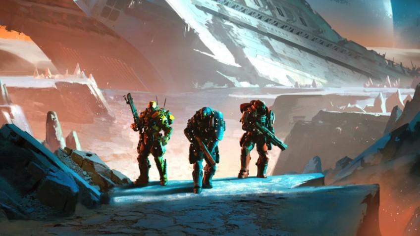 Daybreak: PlanetSide Arena — это лишь разминка перед PlanetSide3