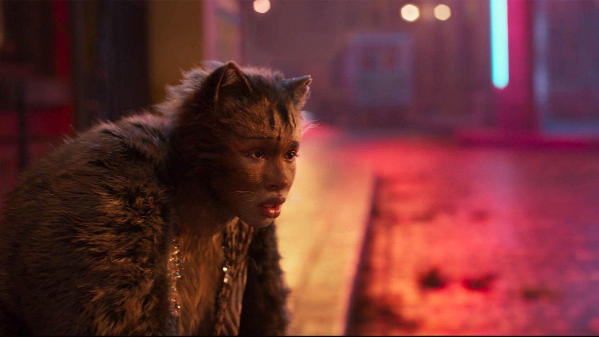 Фильм «Кошки» стал фаворитом премии «Золотая малина»