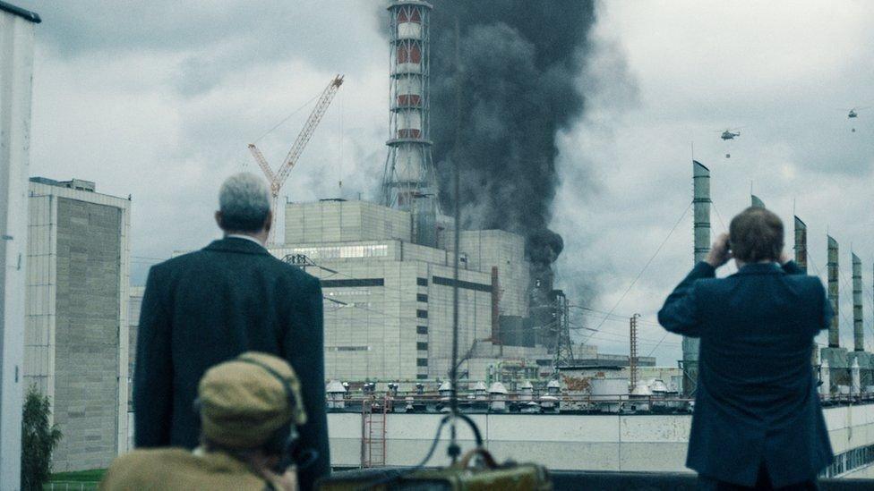 Мини-сериал «Чернобыль» возглавил рейтинг IMDb