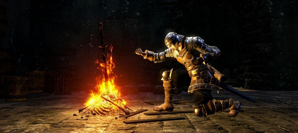 На новой карте Rainbow Six Siege обнаружили костёр из Dark Souls