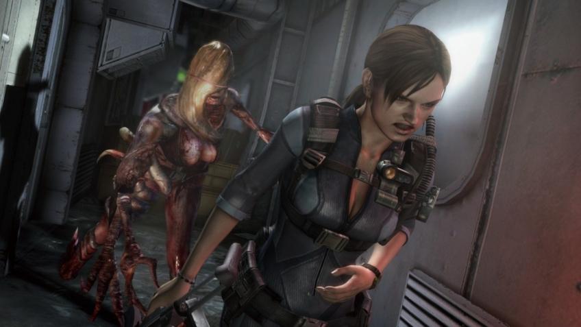 Дилогия Resident Evil: Revelations выйдет на Nintendo Switch в ноябре