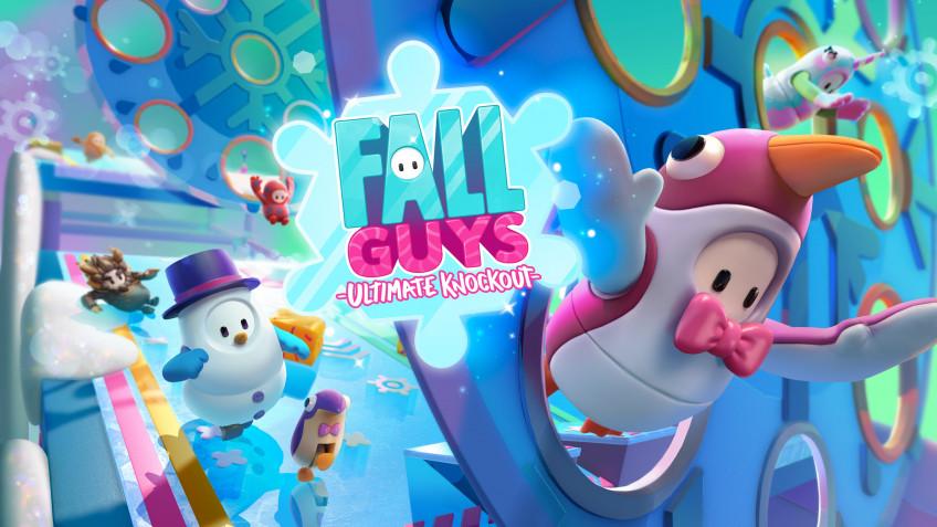 Третий сезон Fall Guys будет называться Winter Knockout