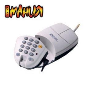 Гибрид телефона и мышки