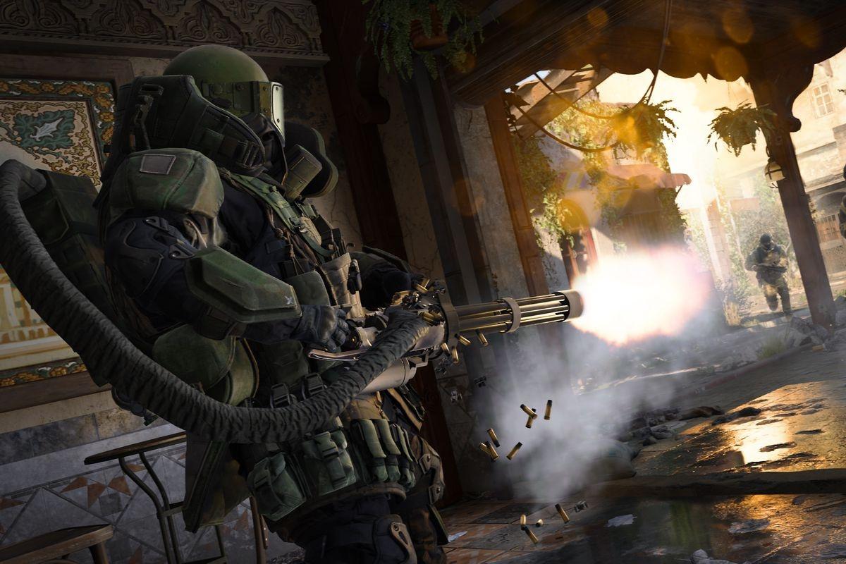 Покупателям Call of Duty: Modern Warfare на диске придётся скачать87 ГБ