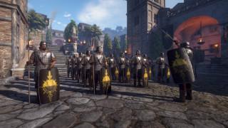 Авторы Siege Survival: Gloria Victis показали8 минут игрового процесса