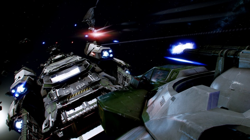 Автор Wing Commander представил новый проект