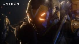 Трейлер PS4-версии Anthem снимали на Xbox One X