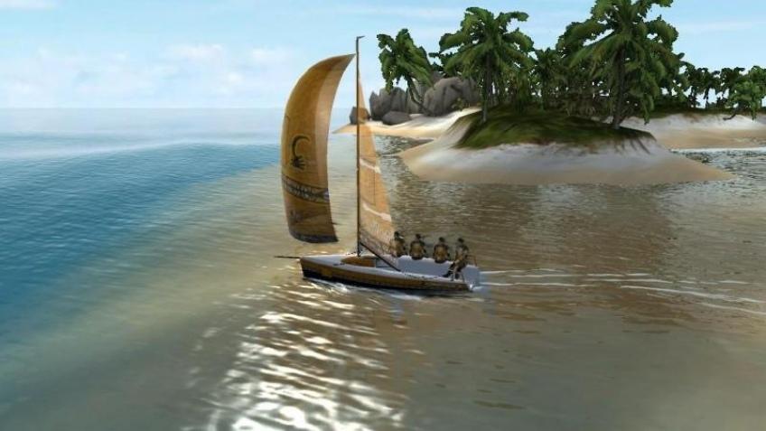 Шкипер-виртуал выходит в море