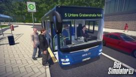 Релизный трейлер Bus Simulator 16 посвятили особенностям игры