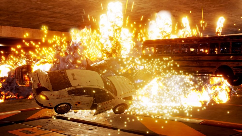 Режим аварии из Burnout станет отдельной игрой Danger Zone