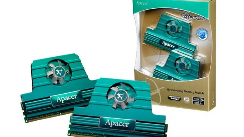 Оверклокерская память от Apacer