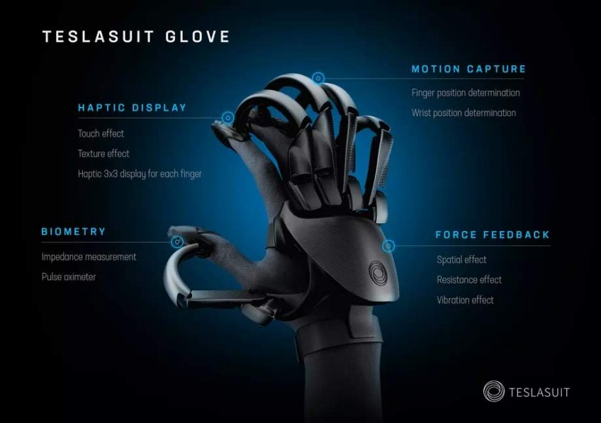 В Беларуси разработали перчатки, позволяющие ощущать виртуальные объекты