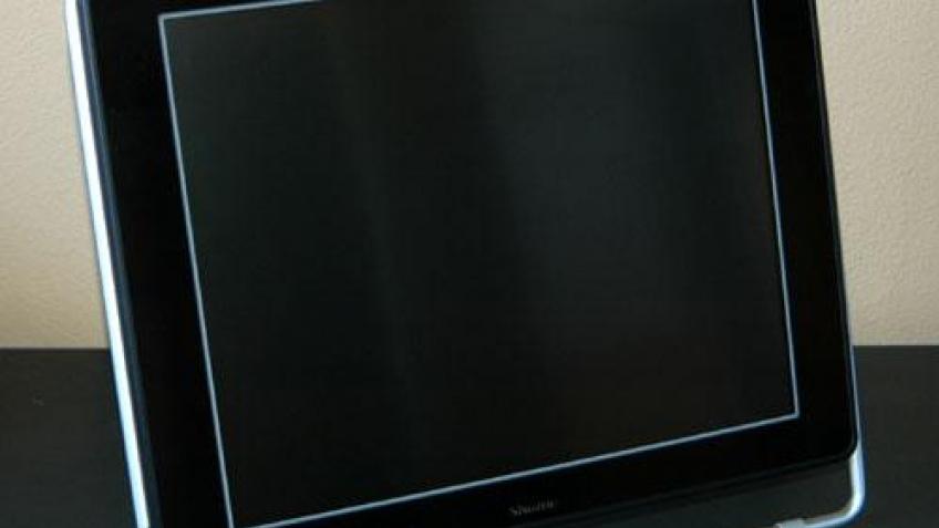 Большой экран к маленькому компьютеру
