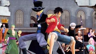 Bandai Namco показала9 минут игрового процесса One Piece: Pirate Warriors4