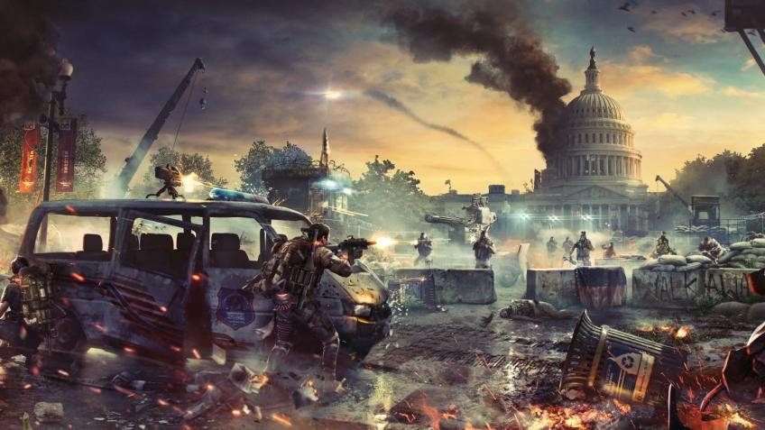 Авторы The Division2 представили PvP-режимы игры: «Тёмную зону» и «Конфликт»