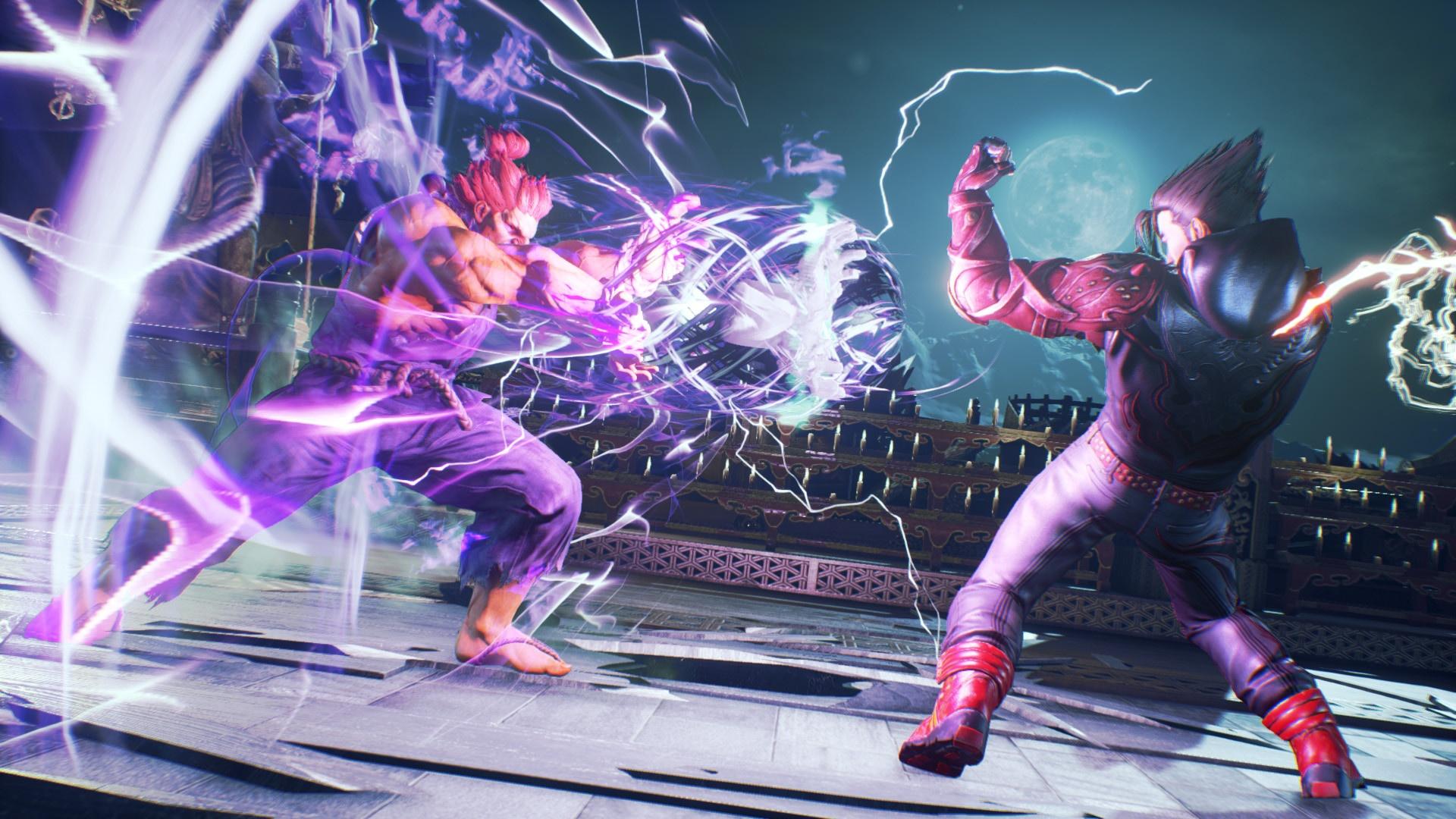 Обновление My Replay & Tips для Tekken7 выйдет уже28 января