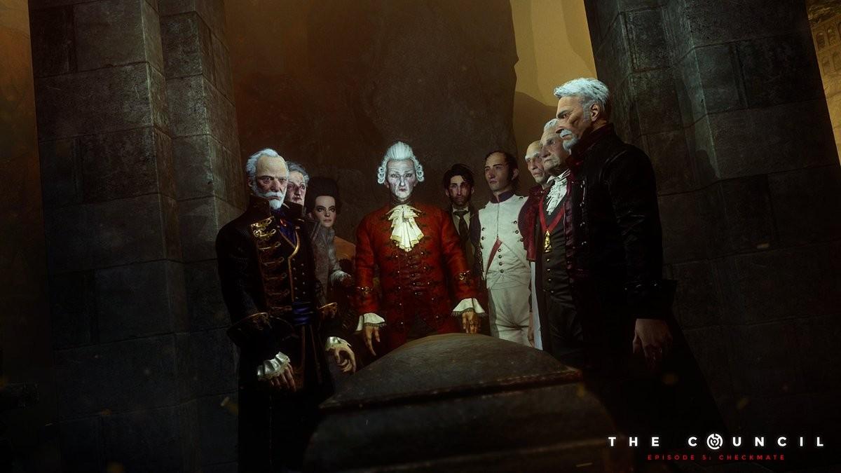В декабре выходит финальный эпизод The Council