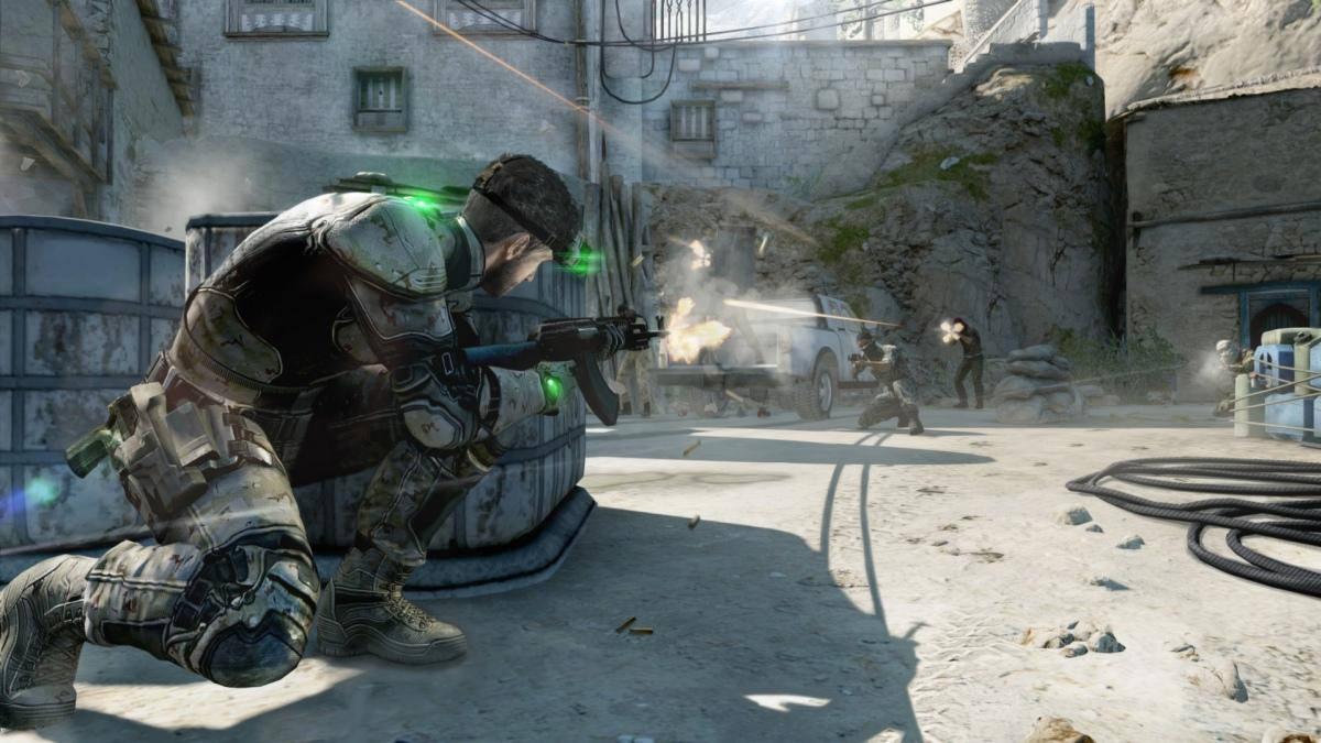 В Steam началась распродажа игр с заголовком Tom Clancy's