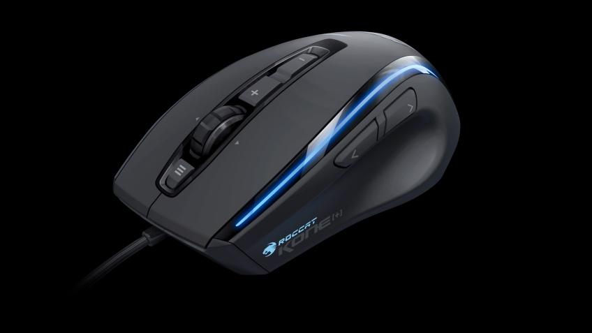 Мышка Razer TRON оставляет световую дорожку за собой