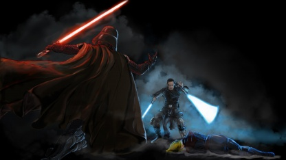 Актёр Сэм Уитвер рассказал, о чём хотели сделать Star Wars: The Force Unleashed III