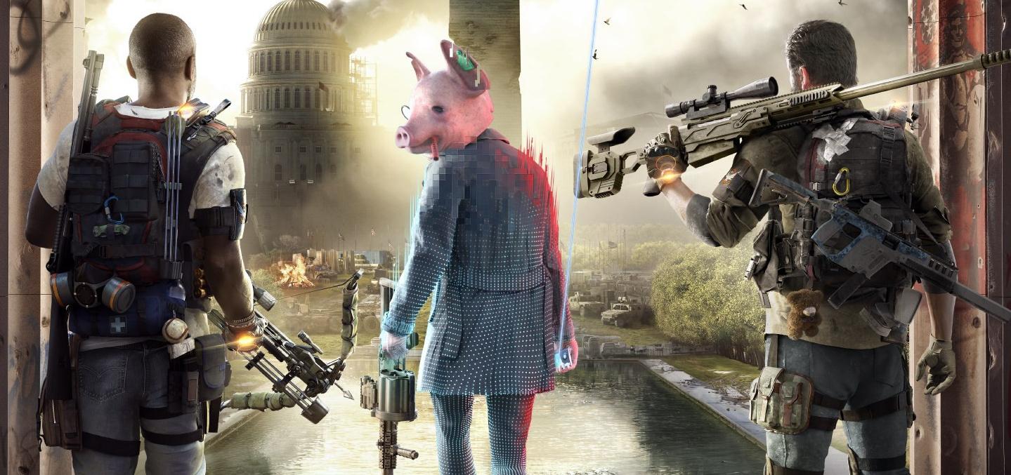 Обзоры Watch Dogs: Legion появятся28 октября в 14:00