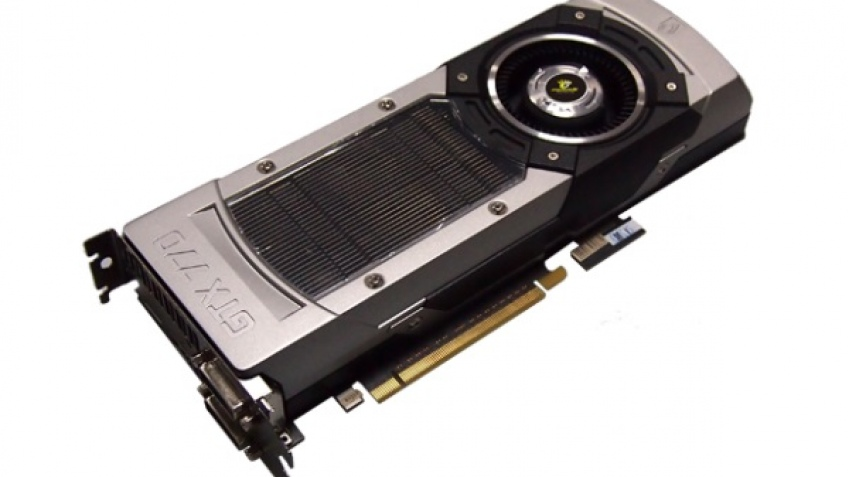 Manli выпустила GeForce GTX 770