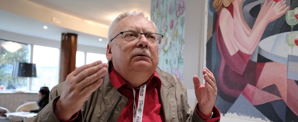 Анджей Сапковский не интересуется деньгами и судьбой своих персонажей