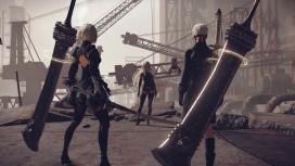 Square Enix представила новые скриншоты из NieR: Automata