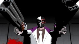 Боевик killer7 вышел в Steam