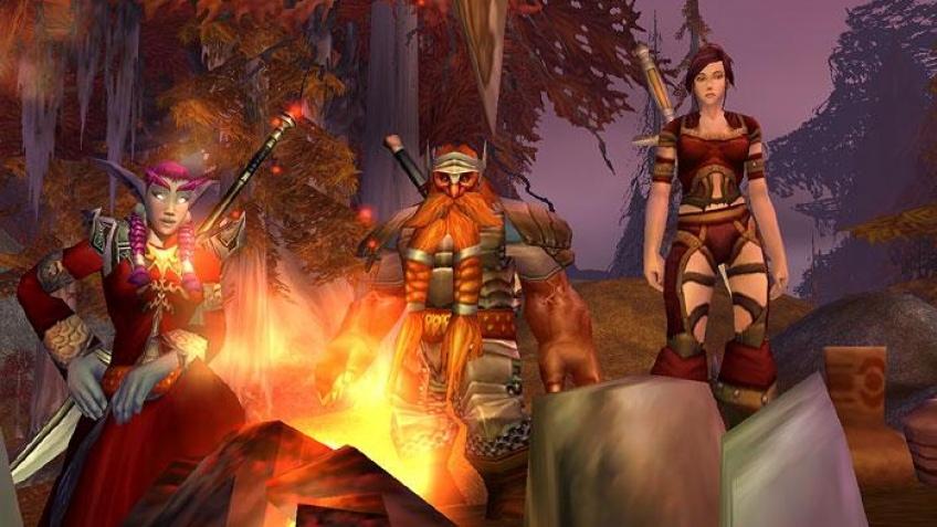 Ударный World of Warcraft