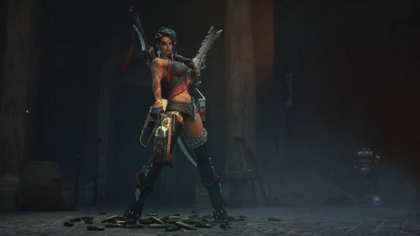 Авторы League of Legends представили нового чемпиона — Самиру