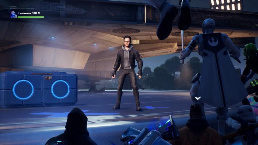 Как прошла премьера девятого эпизода «Звёздных войн» в Fortnite?