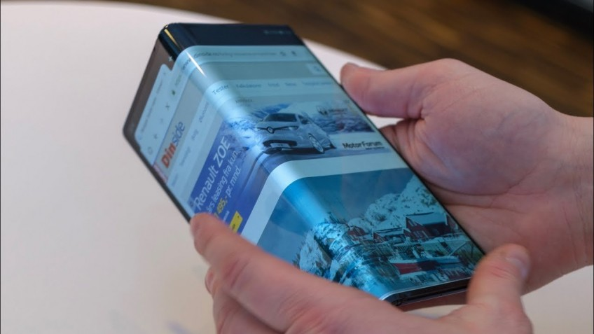 Выход складного смартфона Huawei Mate X снова перенесли