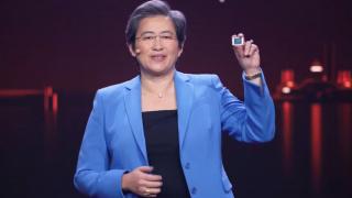 AMD показала Ryzen 5000 для ноутбуков и пообещала новые видеокарты