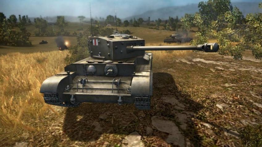 Британские танки в World of Tanks — читайте и смотрите первыми на «Игромании.ру»!