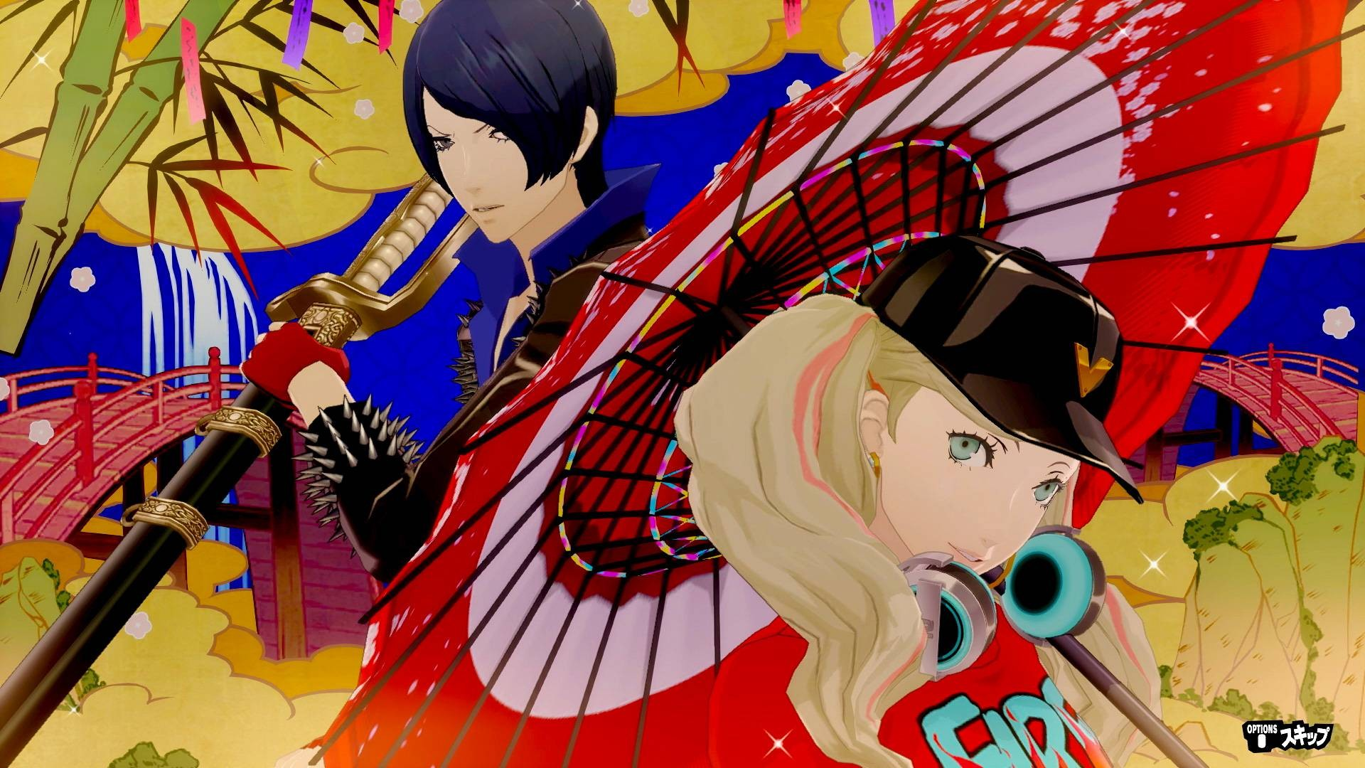 В Persona5 Royal Джокер сможет сразиться с героями Persona3 и Persona4
