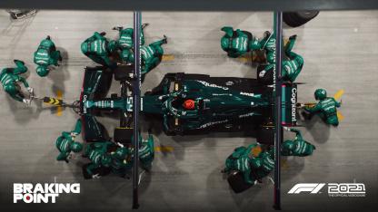 Nvidia рассказала о трассировке лучей и поддержке DLSS в F1 2021