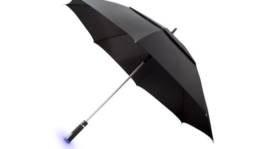 Ambient научила зонт предсказывать погоду