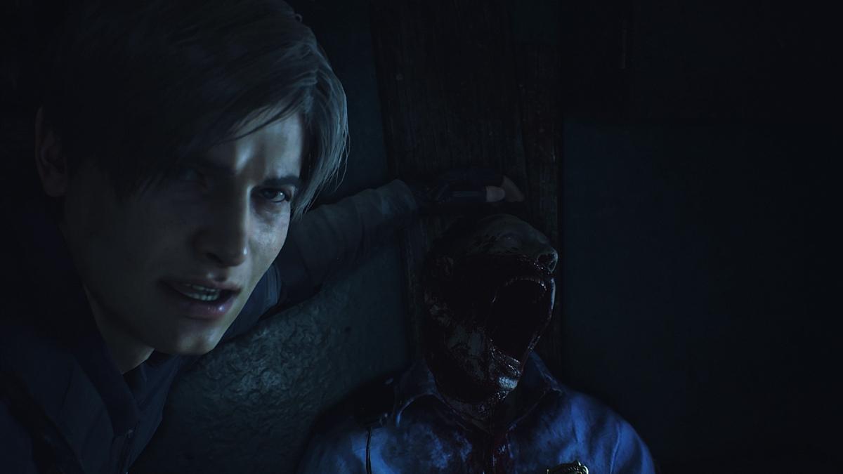 В Steam появилась страница ремейка Resident Evil2