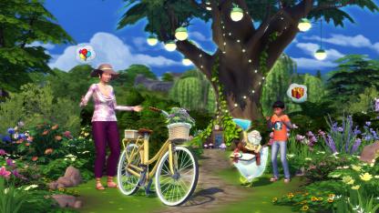 Особенности дополнения «The Sims 4: Загородная жизнь» объяснили в новом трейлере