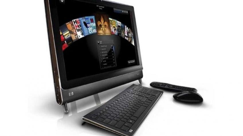 HP официально представила TouchSmart