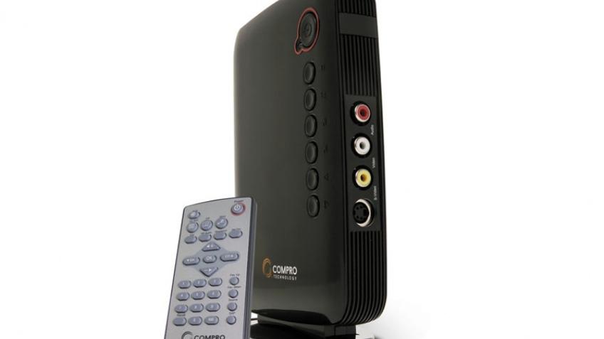 Новый ТВ-тюнер Compro