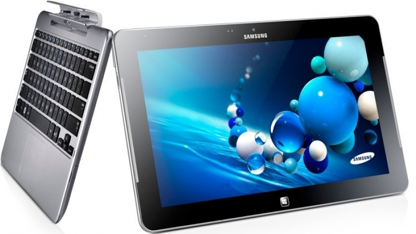 Samsung представила планшеты-трансформеры ATIV Smart PC и ATIV Smart PC Pro