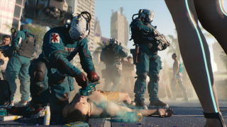 Свежий патч для Cyberpunk 2077 уже доступен