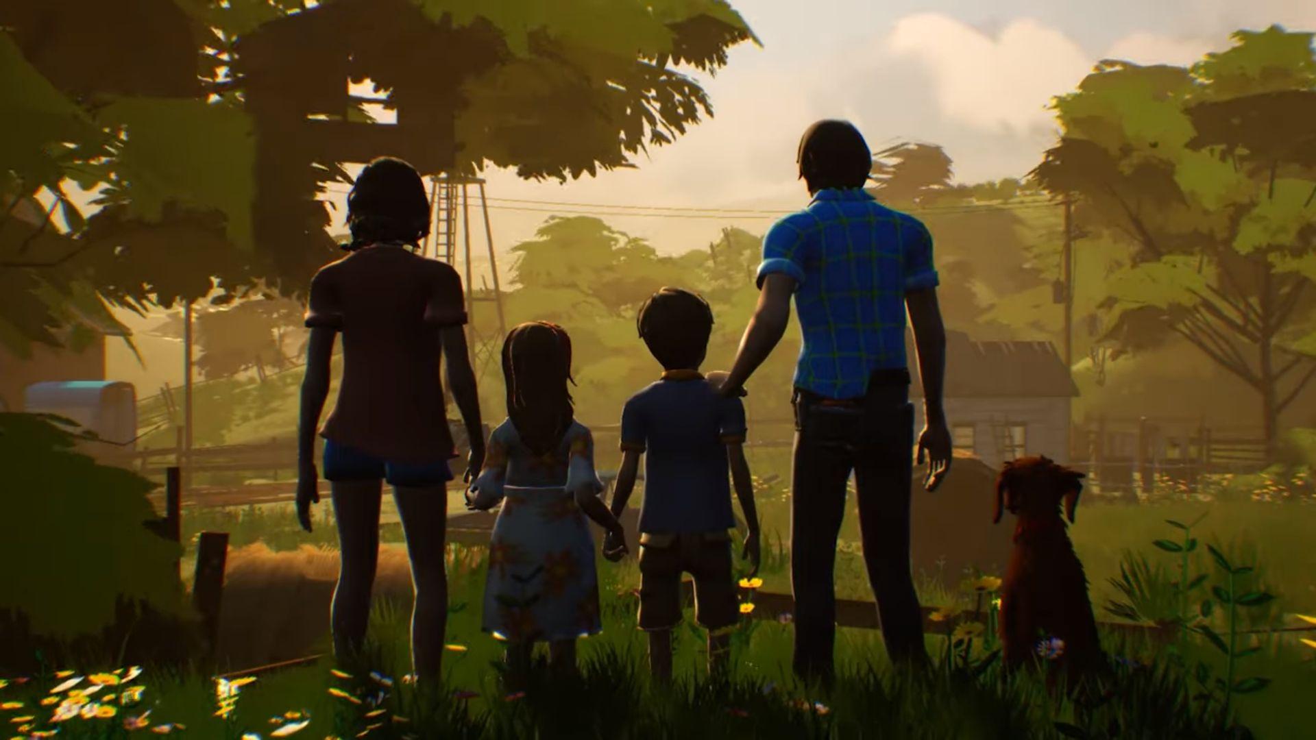 Создатели Metroid Prime и God of War анонсировали приключение Where the Heart Is